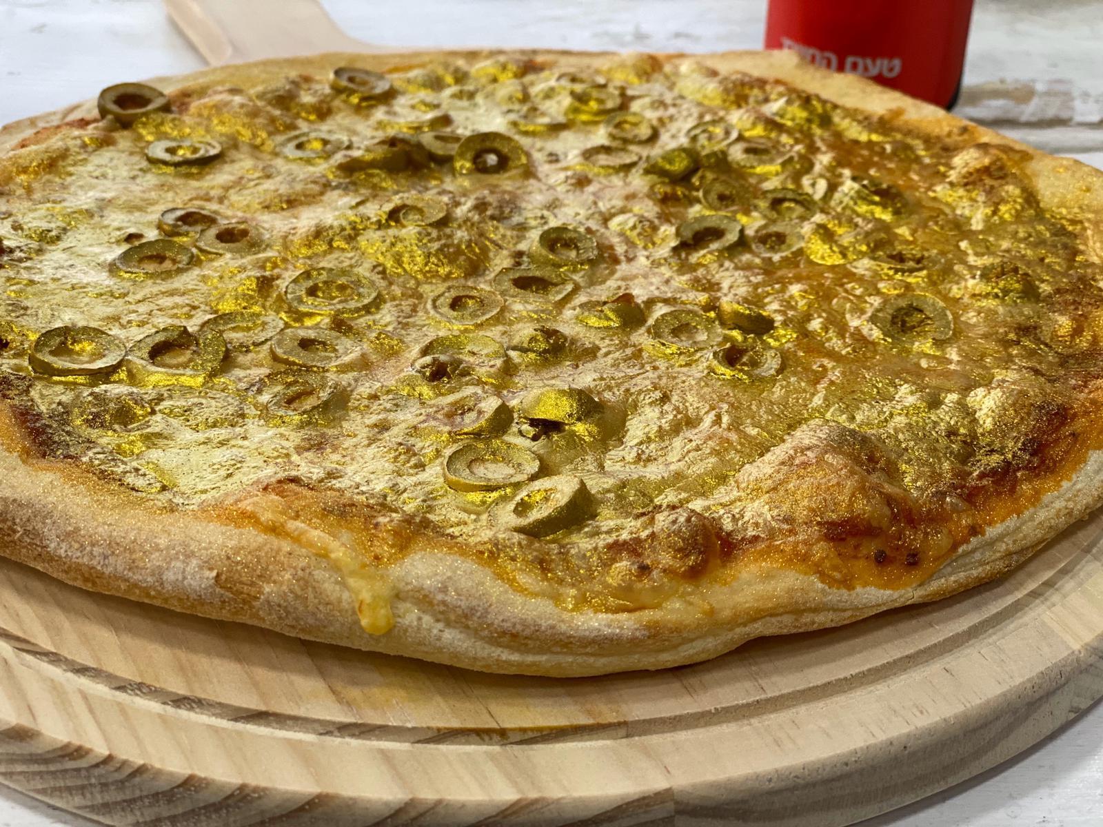 جربوا البيتزا الذهبية الآن من  بيتزا كالميرو