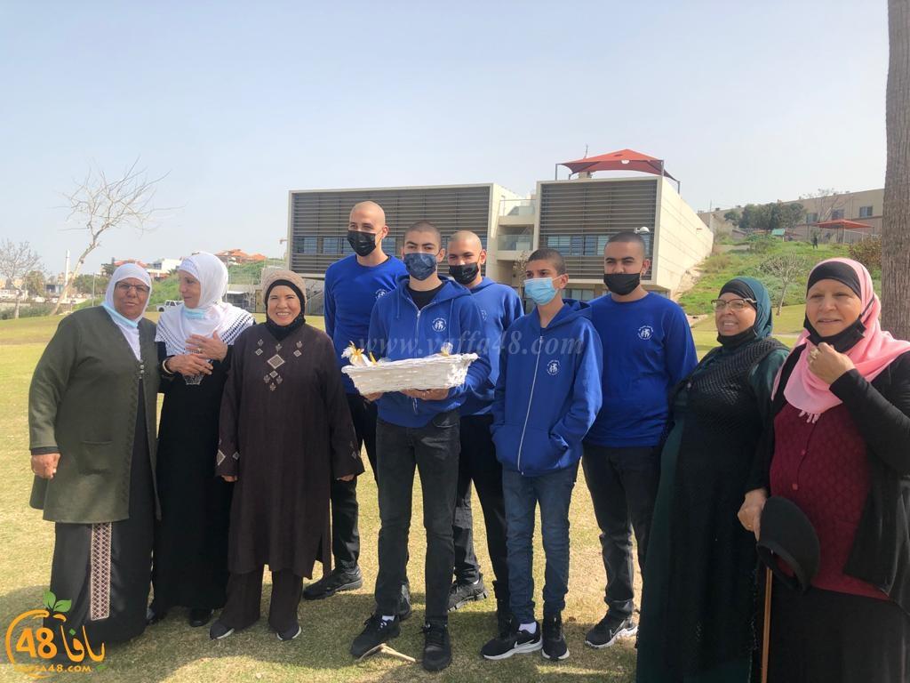 يافا: مدرسة أجيال الثانوية تحتفل بذكرى الاسراء والمعراج