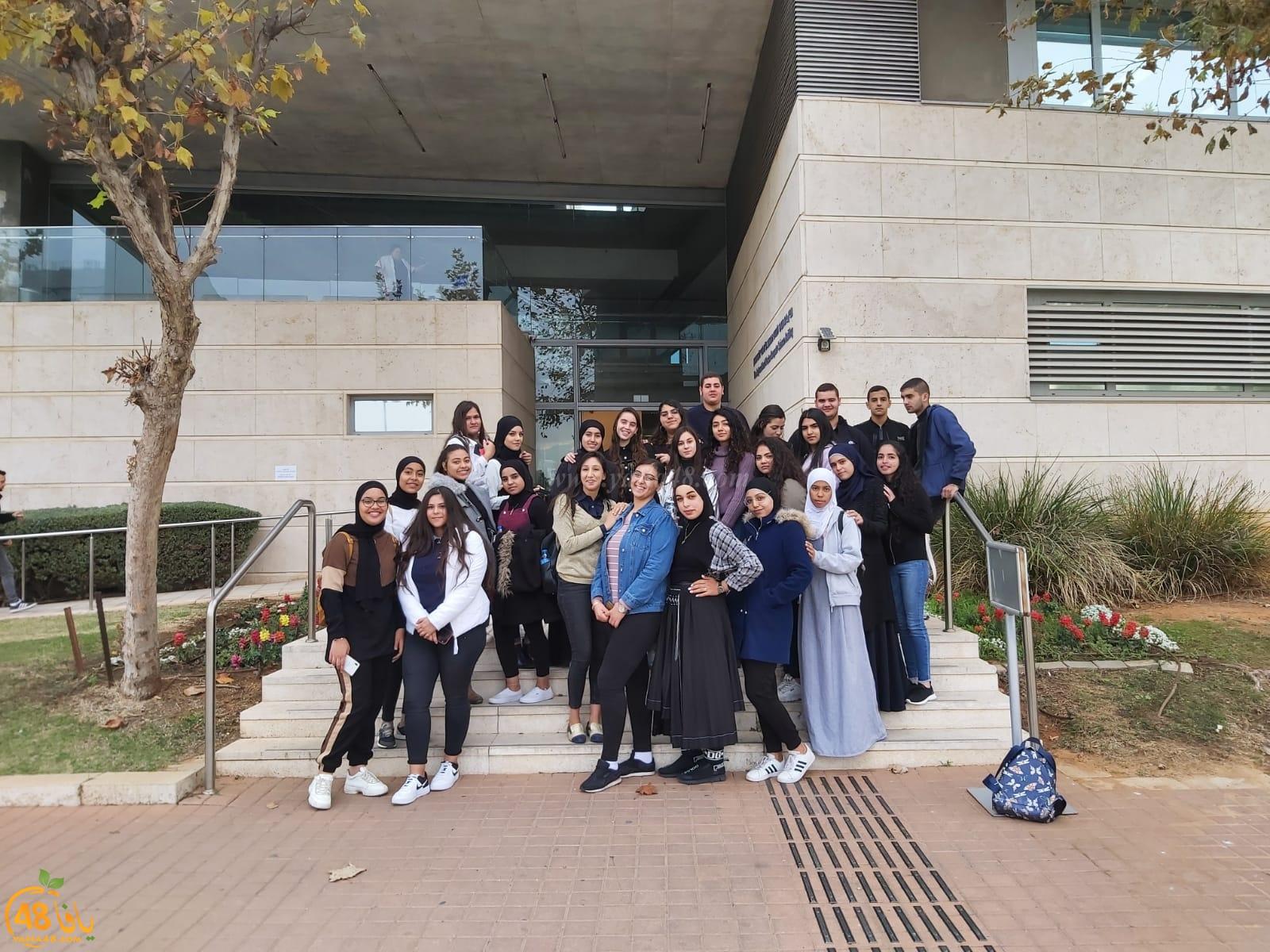 الكلية الأكاديمية تستضيف طلاب مدرستي سانت جورج من اللد والشاملة في شفاعمرو