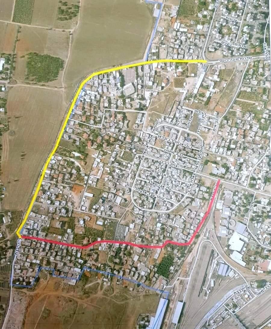 اللد: إطلاق اسم الامارات على شارع في المدينة دعماً لاتفاق التطبيع