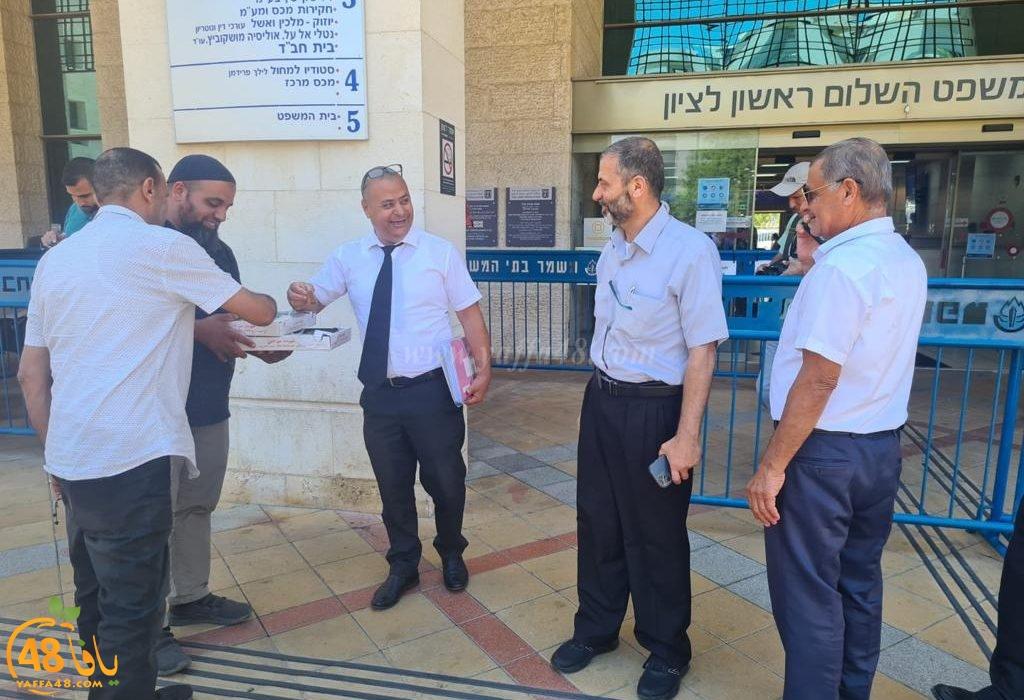تحويل الشيخ يوسف الباز للحبس المنزلي في تل السبع حتى الخميس