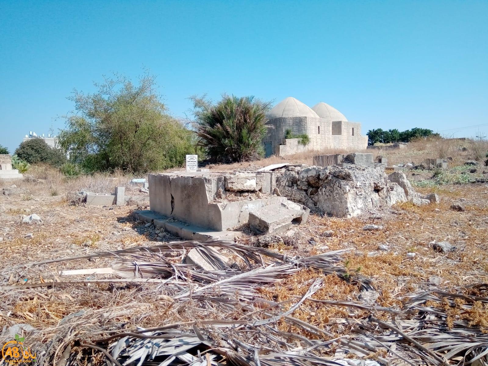 فيديو: أليّست مقبرة الشيخ مراد بيافا مقبرة اسلامية بحاجة لرعاية وصيانة ؟!