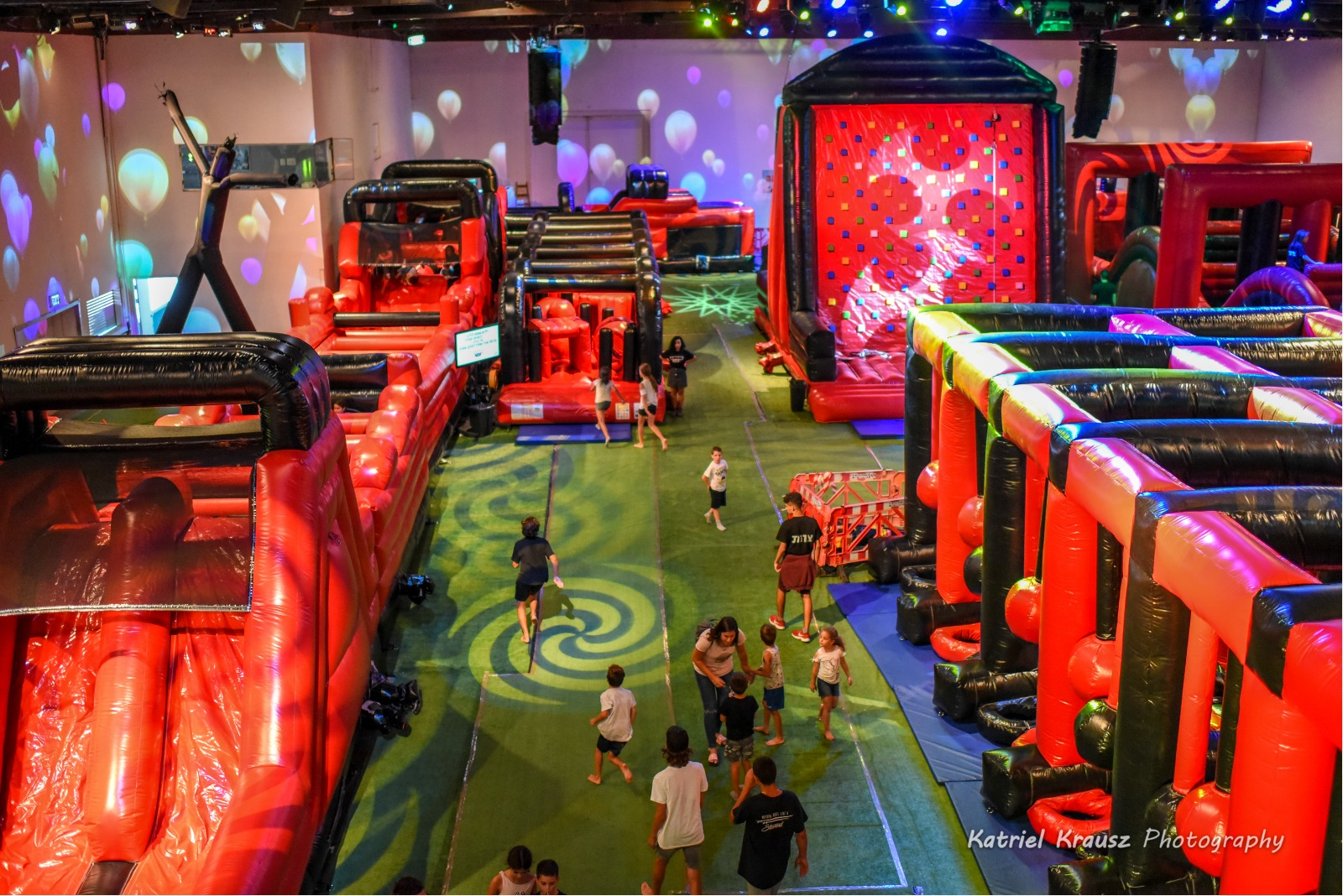 مجمع واي بارك الترفيهي في ميناء تل ابيب - لقضاء أسعد الأوقات مع أطفالكم