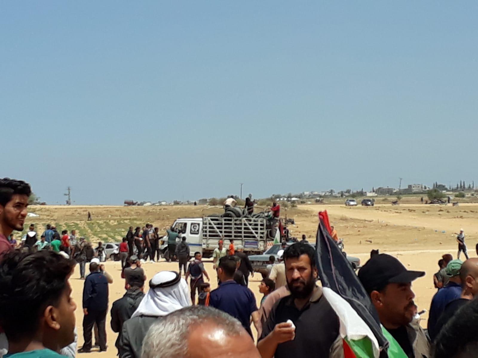 غزة: ارتفاع حصيلة الشهداء إلى أكثر من 43 ومئات الاصابات
