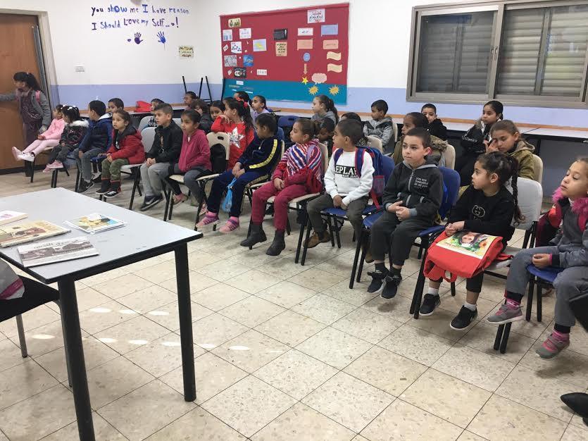 مركز باب لُد لتحفيظ القرآن الكريم يكرم طلابه بعرض ترفيهي ختامي