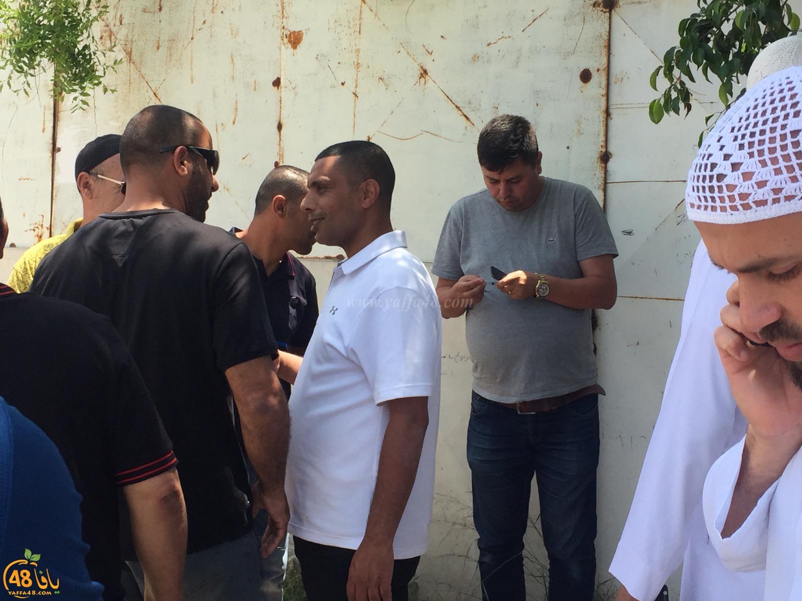 صور: معتمرو اللد الرملة الجو يغادرون لاداء مناسك عمرة العشر الاواخر من رمضان