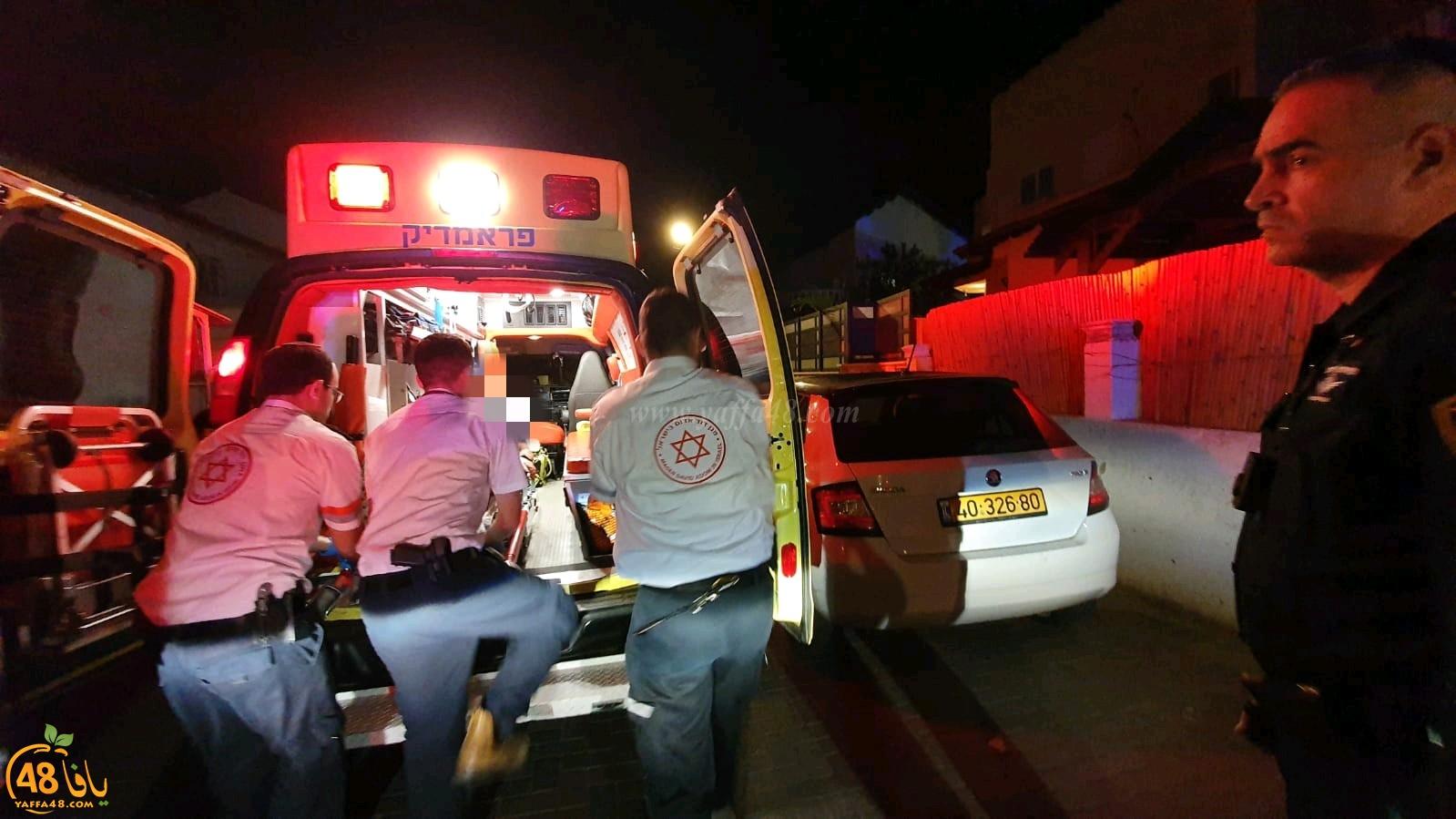 اللد: إصابة متوسطة لرجل 68 عاماً اثر تعرضه لاطلاق نار