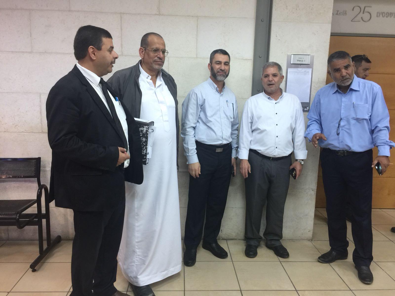 محكمة الصلح تغيّر شروط الحبس المنزلي على الشيخ الباز وتنقله لبيته باللد