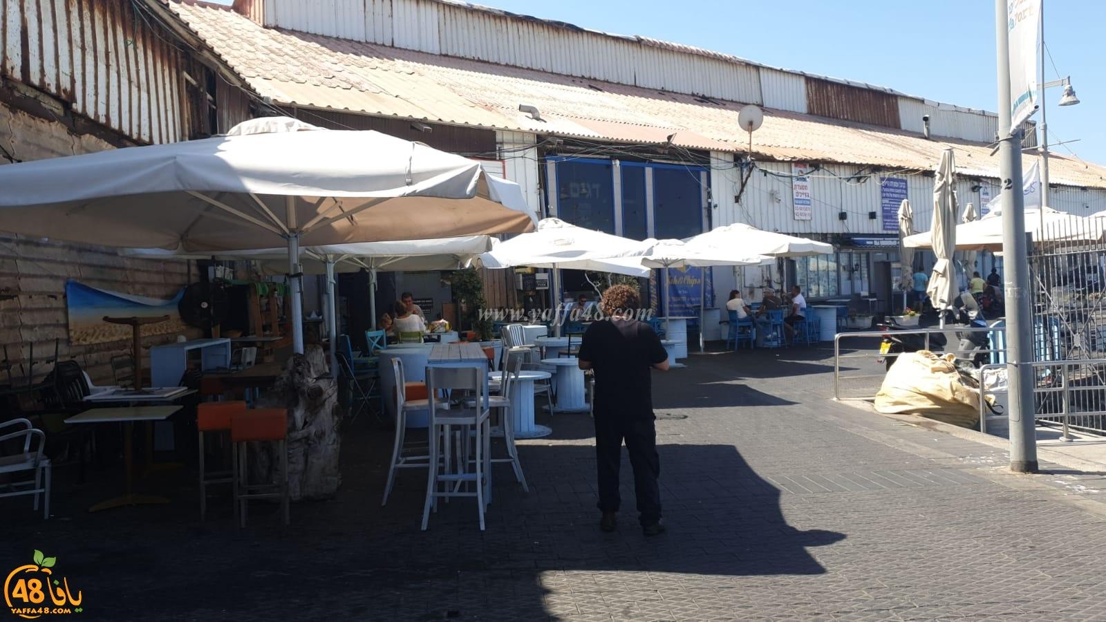 غداً السبت: موعدكم مع سوق بيع الأسماك في مخزن 1 بميناء يافا