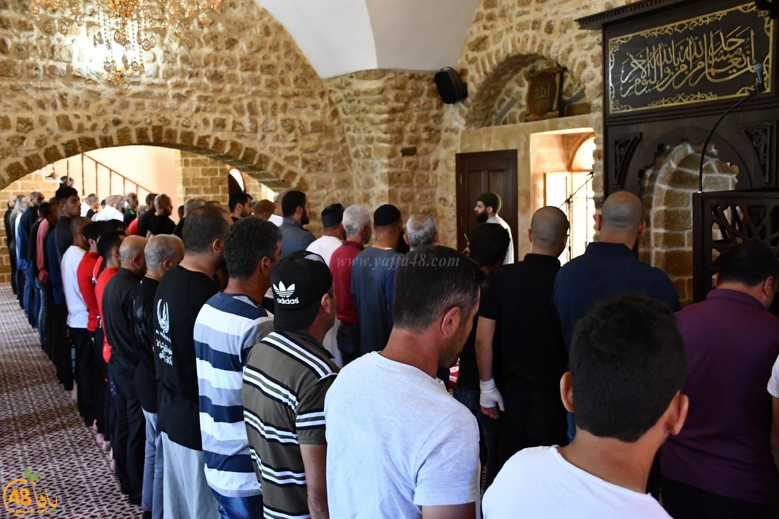 بالفيديو: الهجمة المتجددة على الأذان في اللد - خطبة الجمعة من مسجد البحر بيافا