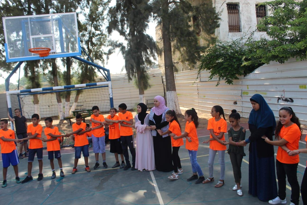 صور: انطلاق مخيم الهدى  الثامن عشر في الرملة
