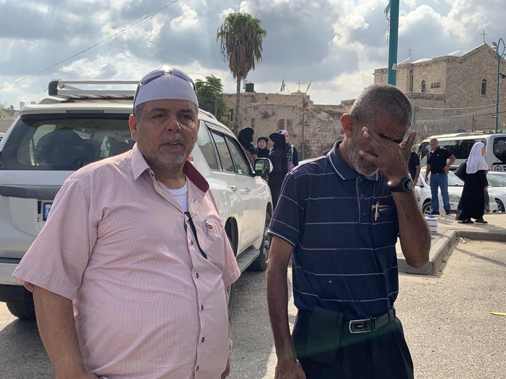حجاج اللد الرملة يزورون المسجد الأقصى المبارك