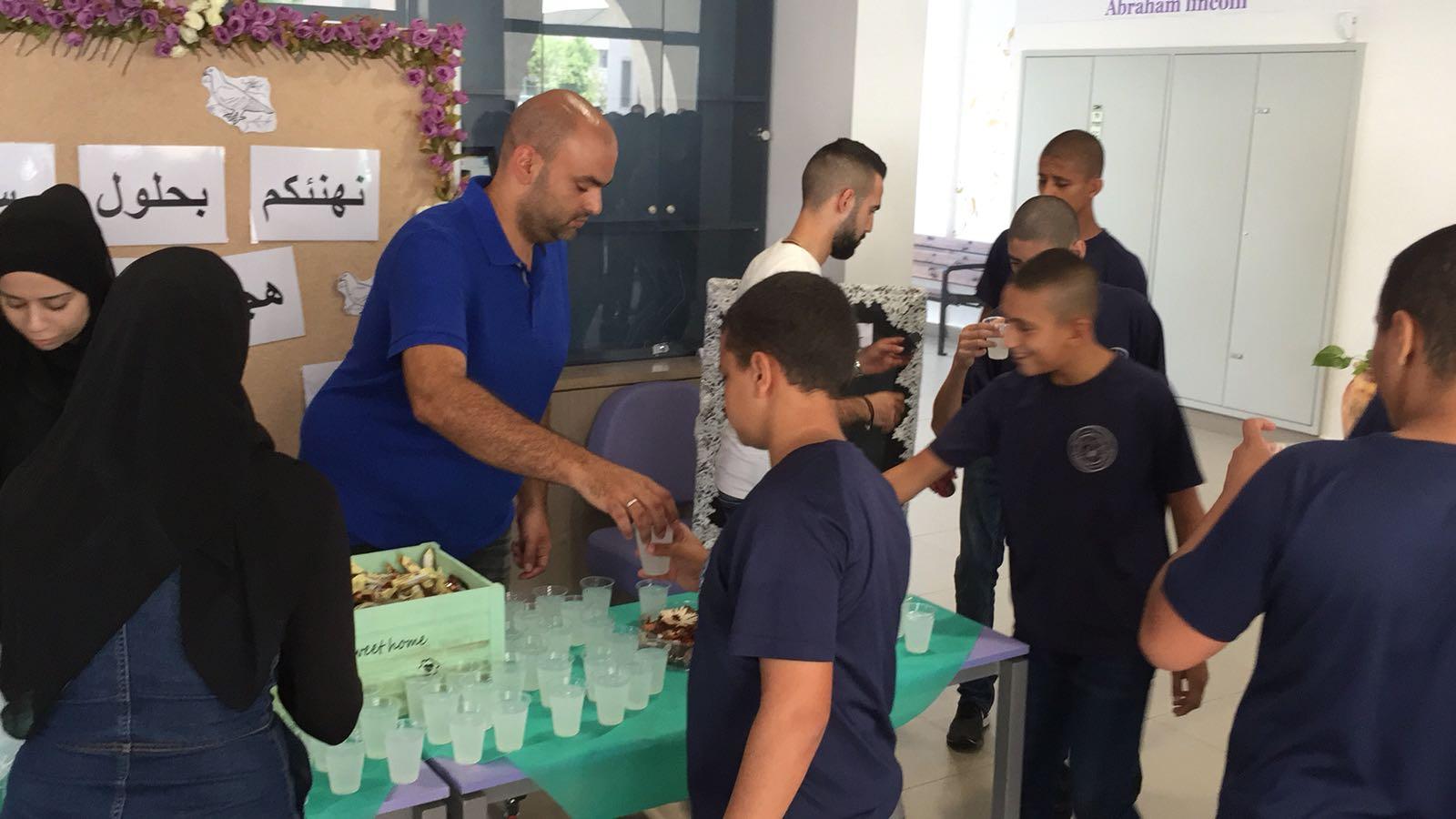 مدرسة يافا المستقبل تحتفل بحلول العام الهجري الجديد