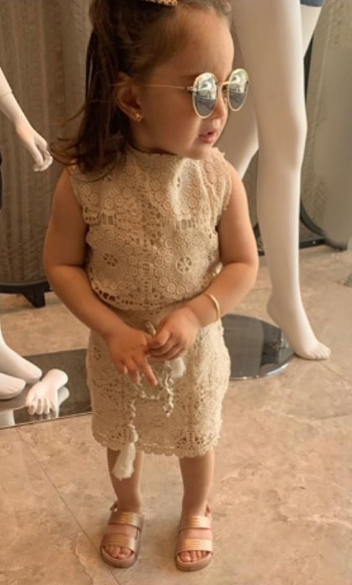 الرملة: وصول تشكيلة واسعة من ملابس العيد للأطفال والفتيات في بوتيك Top Brands
