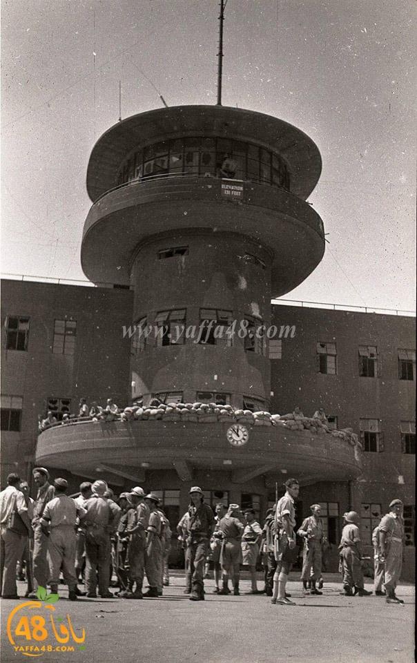 أيام نكبة  صور نادرة لمدينة اللد عام 1948