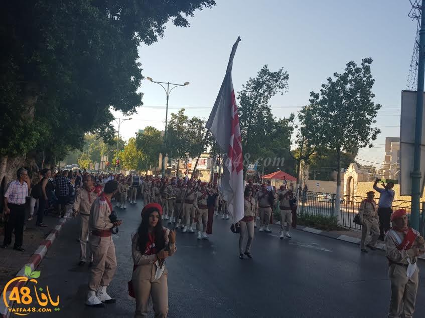 صور: تدشين شارع مار يوسف في مدينة الرملة