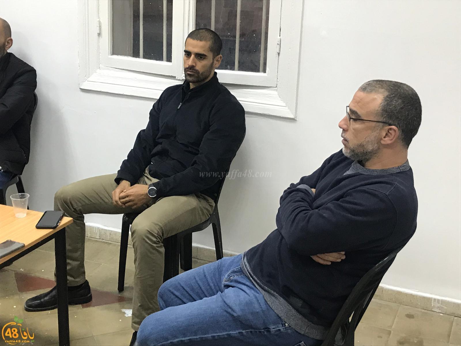 بالصور: اجتماع في النادي الاسلامي لبحث الميزانية السنوية وزيادة النشاطات