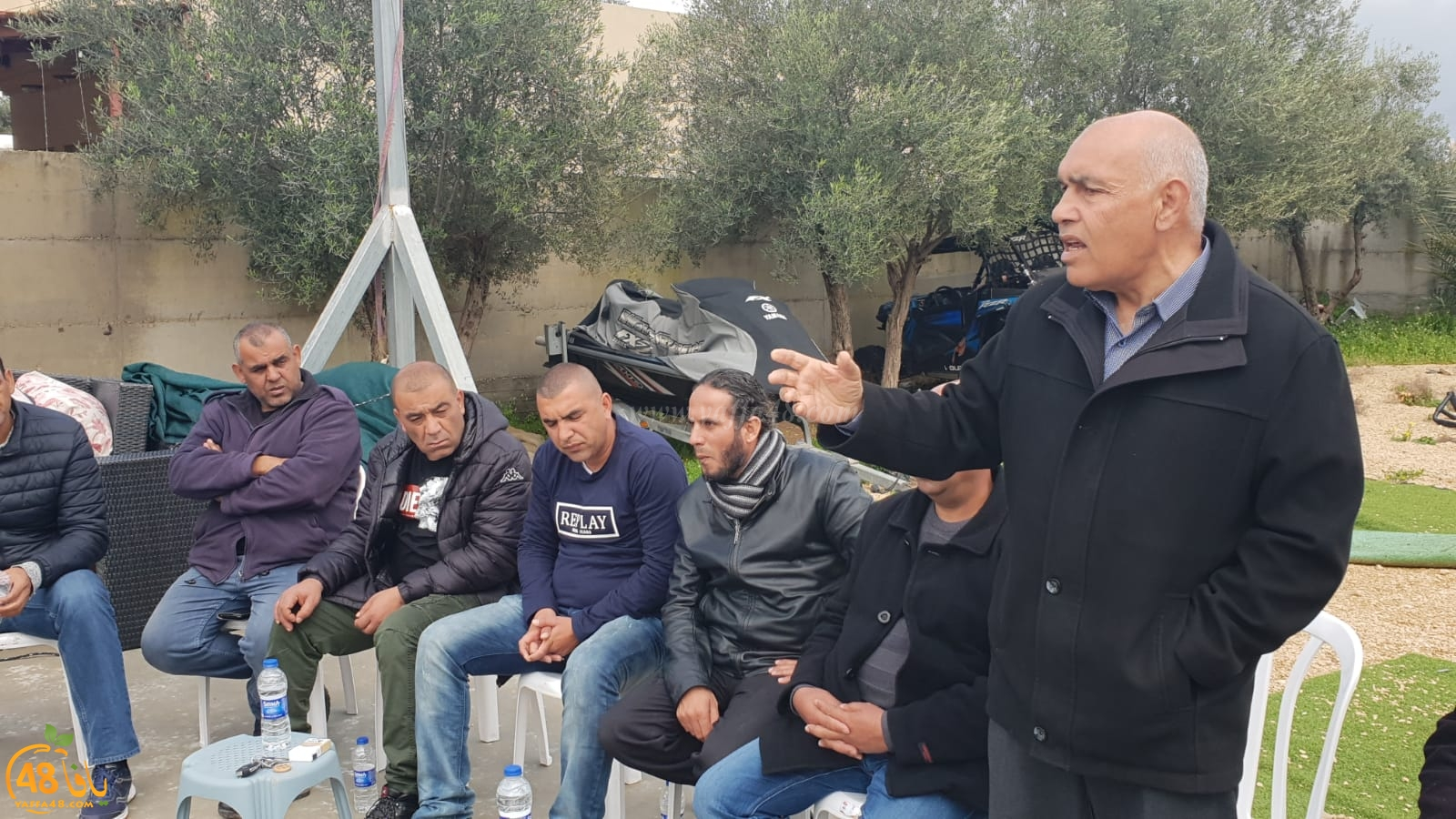 فيديو: عقد راية الصلح بين عائلتي شعبان وعبد الهادي في مدينة اللد