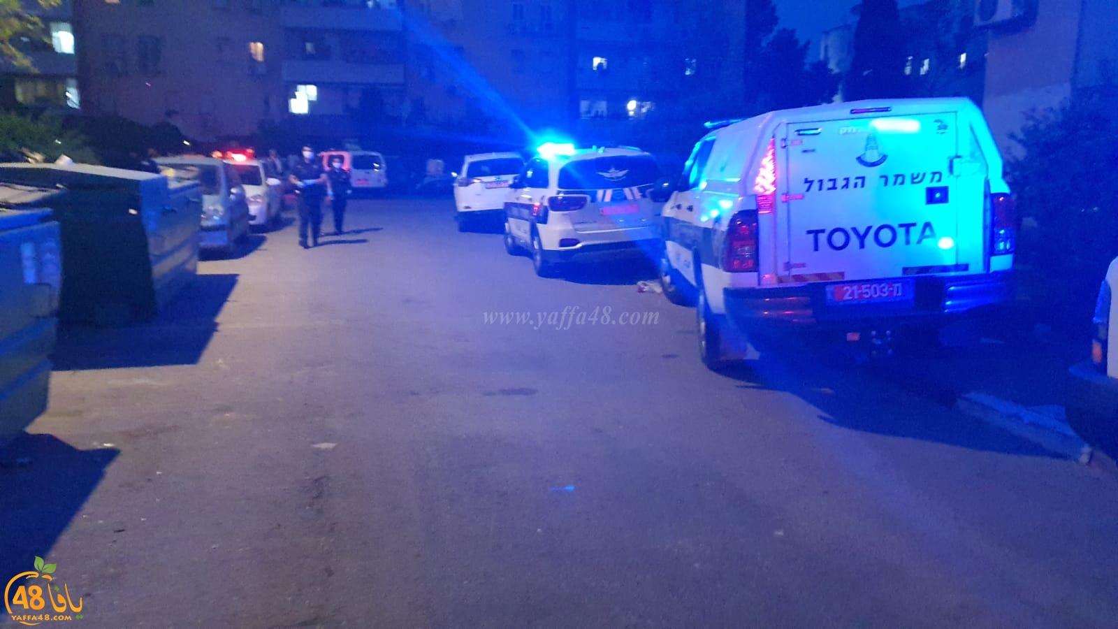 اللد: إصابة طفيفة لشخص بإطلاق نار