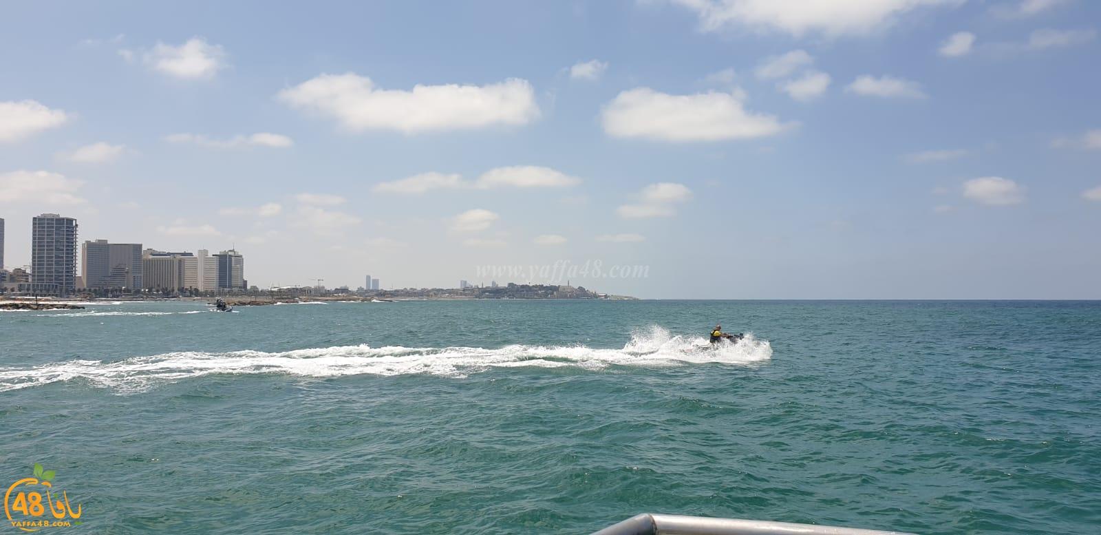 فيديو: تجدد عمليات البحث عن الغريق موسى أبو دية