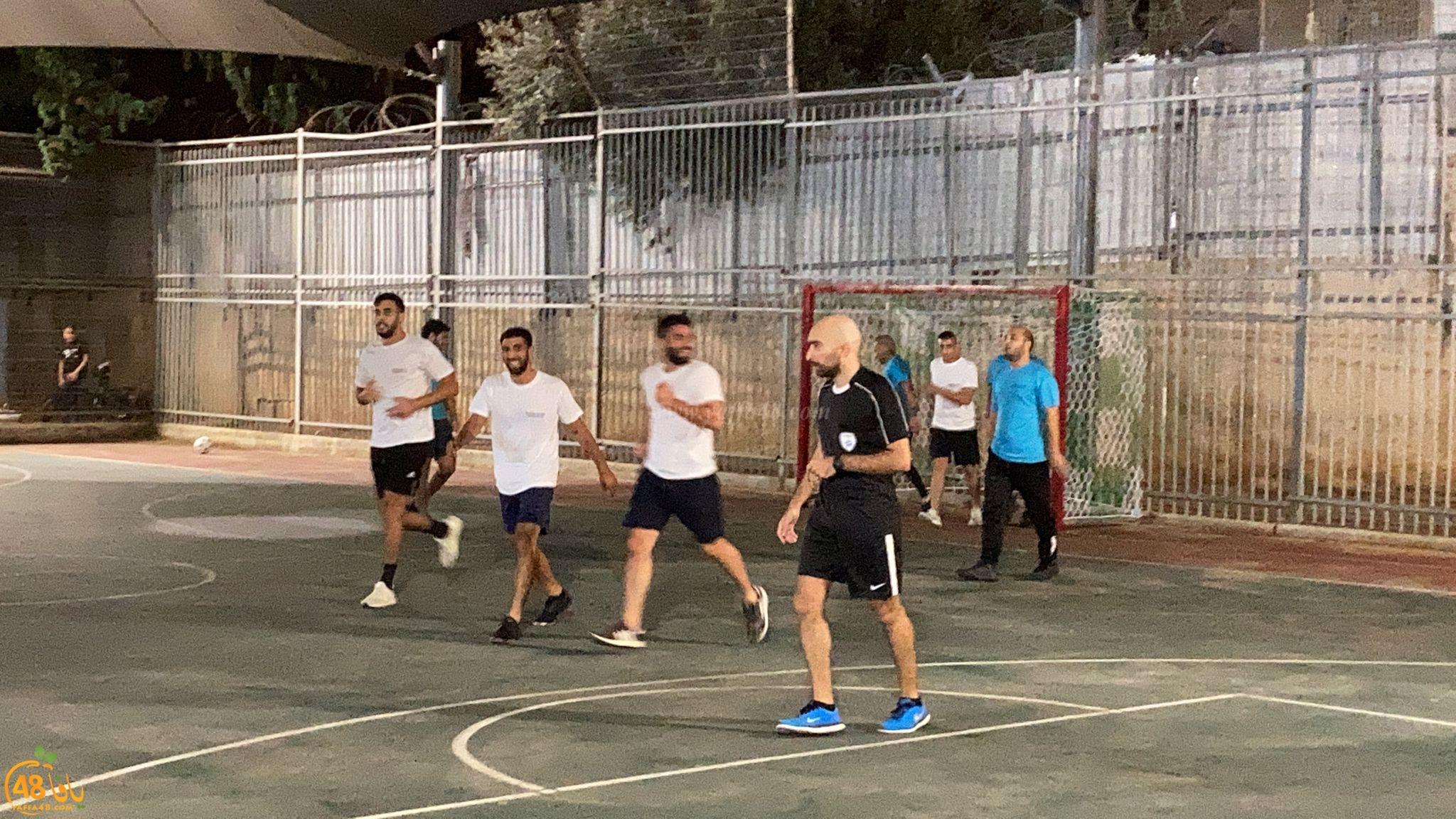 فيديو: مركز الشبيبة ييفت 83 يُطلق دوري كرة القدم بيافا