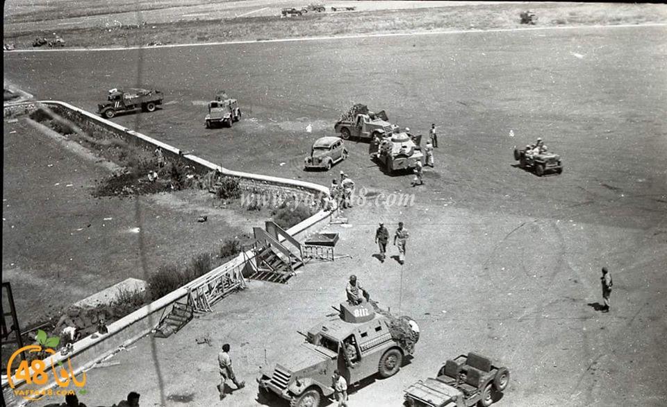 أيام نكبة| صور نادرة لمدينة اللد عام 1948
