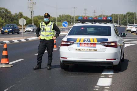 نشر 7000 شرطي في أرجاء البلاد للتأكد من تطبيق الاغلاق