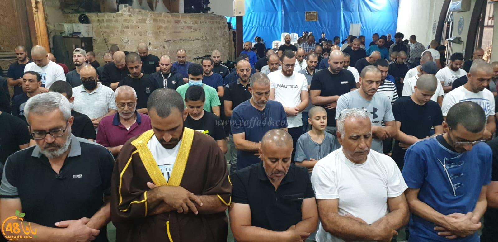 فيديو: إحياء ليلة القدر في مساجد مدينة يافا