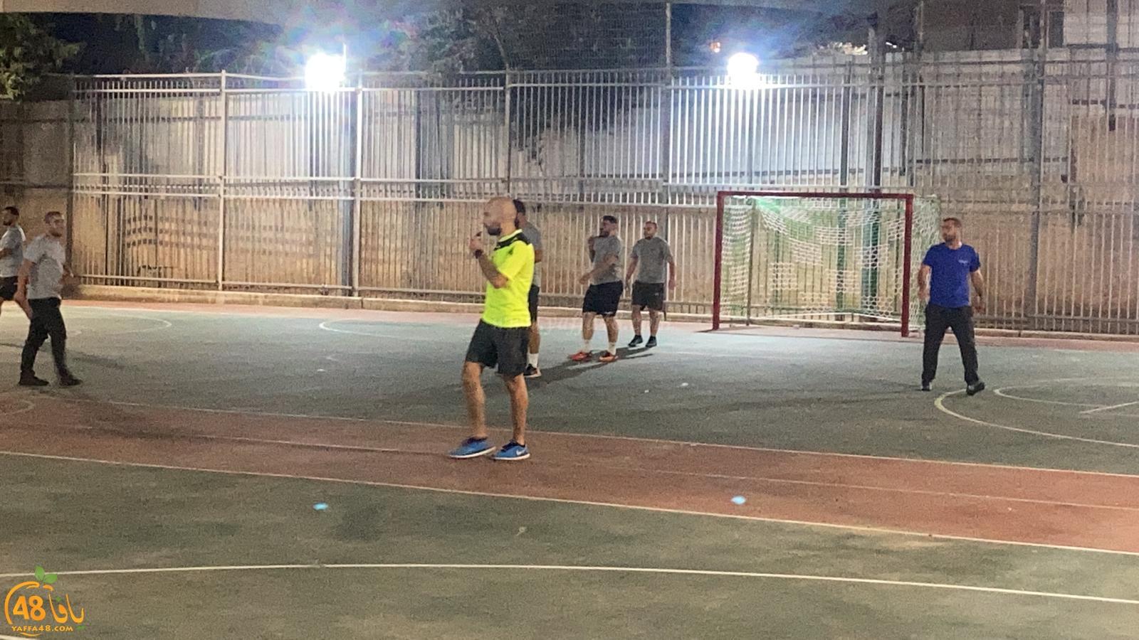 فريق حمص أبو حسن يفوز على فريق حمص أصلي ببطولة ييفت 83