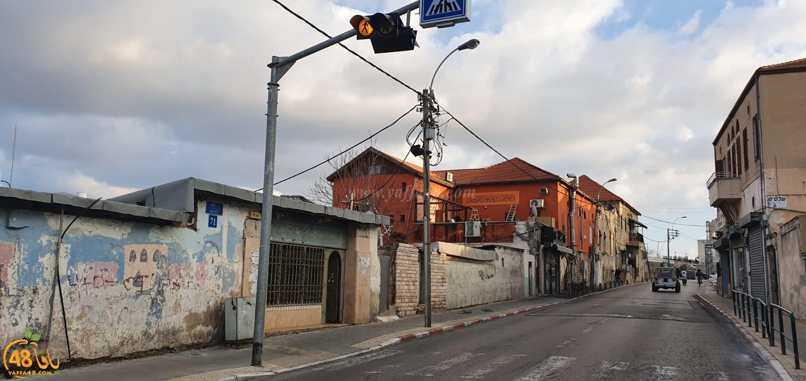 تدشين جدارية للشاعر حافظ ابراهيم في مدينة يافا