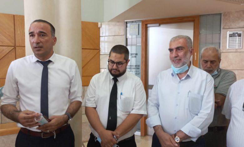 دفاع الشيخ كمال خطيب يطالب النيابة بمواد ضرورية للرد على لائحة الاتهام