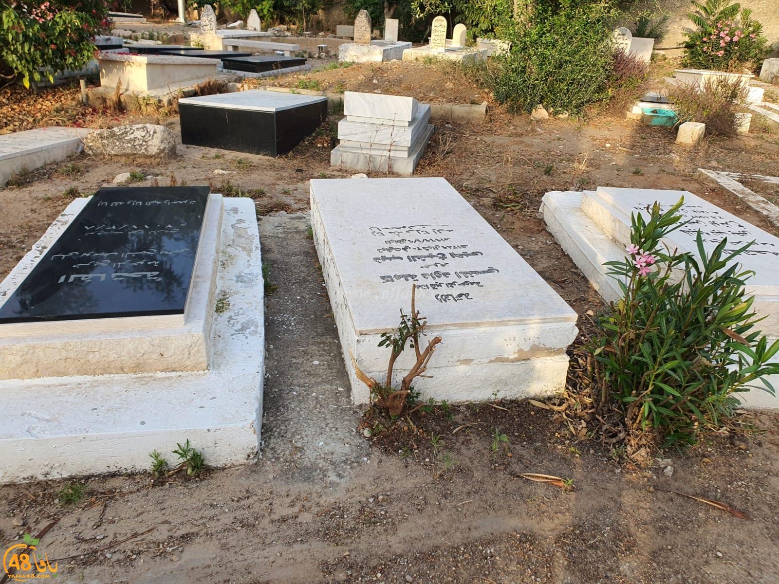 اللد: الانتهاء من مشروع إنارة المقابر الاسلامية .. فيديو