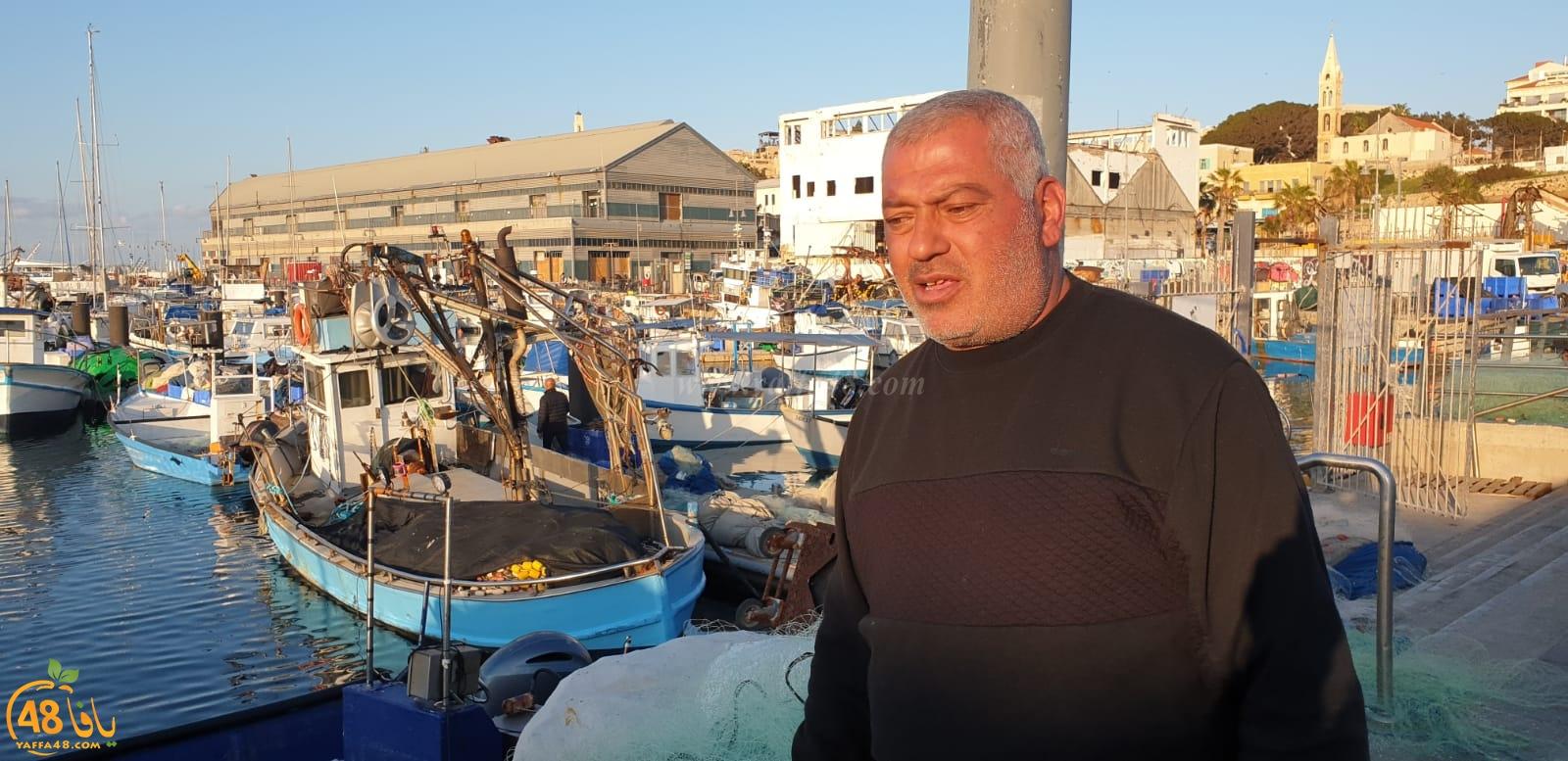 فيديو: صيادو يافا الأسماك نظيفة ولم تتعرض للتلوّث ووزارة الزراعة تُؤكد