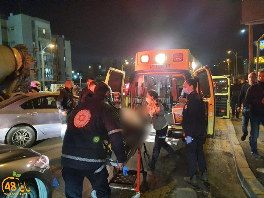 اللد: اصابة شخص بحادثة اطلاق نار في المدينة