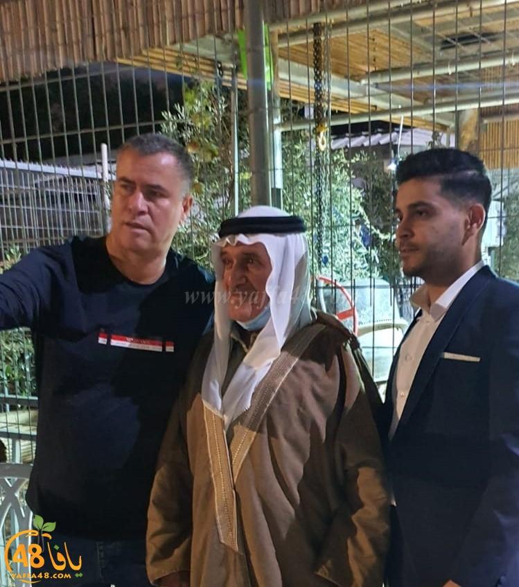 صور: احتفال بمناسبة نجاح الطبيب عمران أبو معمّر من اللّد في امتحان الدّولة