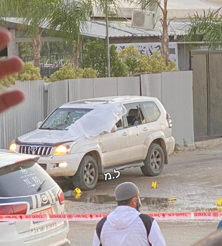 فجر اليوم - مصرع شخص باطلاق نار في مدينة اللد