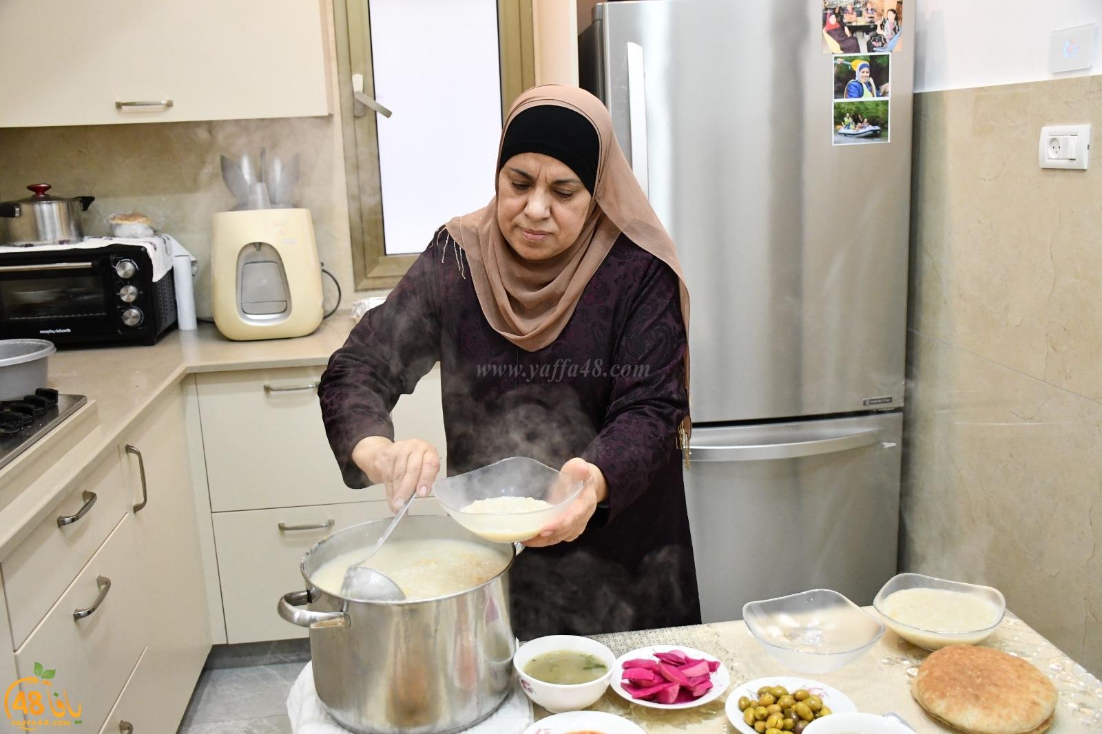 شاهد  الكشك .. الحلقة السابعة من برنامج مطبخنا اليافيّ