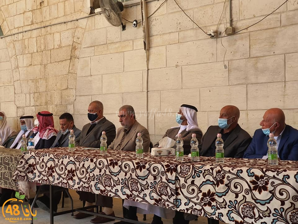 اللد: اجتماع طارئ في المدينة لمحاولة رأب الصدع بين العائلات واعادة الهدوء